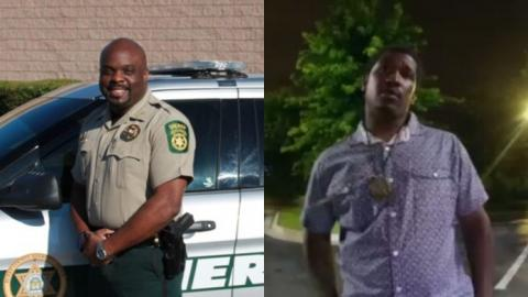 BLACK GA SHERIFF SAYS SHOOTING BY ATLANTA POLICE JUSTIFIED & TRUMP SIGNS POLICE REFORM