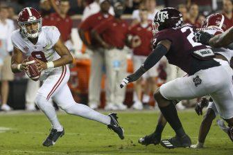 Georgia grabs top spot, Alabama plummets into Week 7