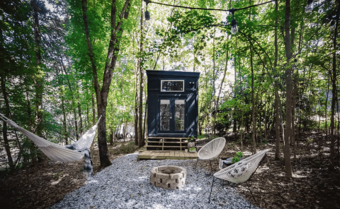 7 Stunning Tiny Homes In Georgia For A Dream Vacation